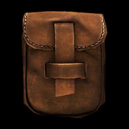 Седельная сумка Rust