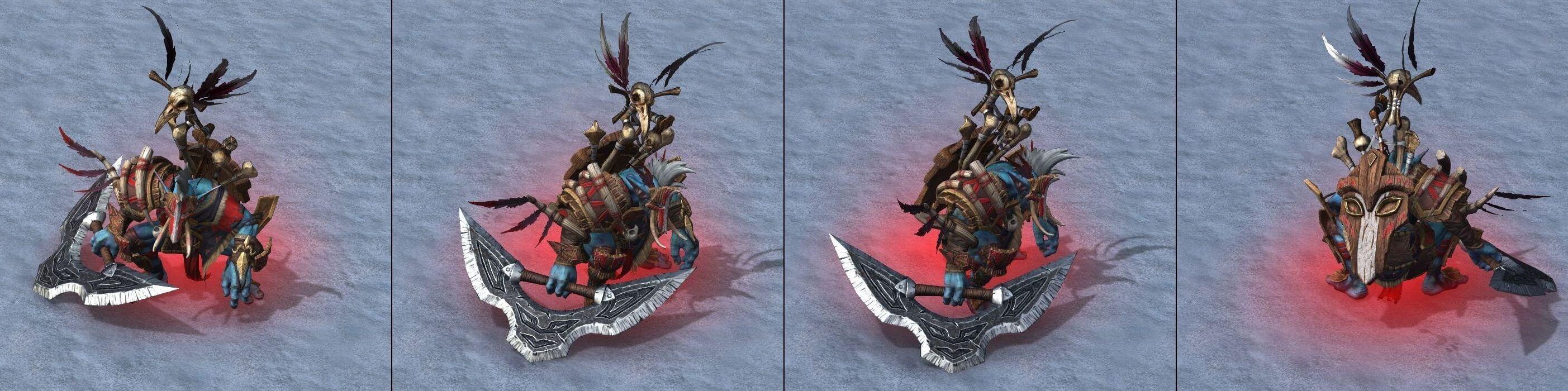 Ловец духов Warcraft lll