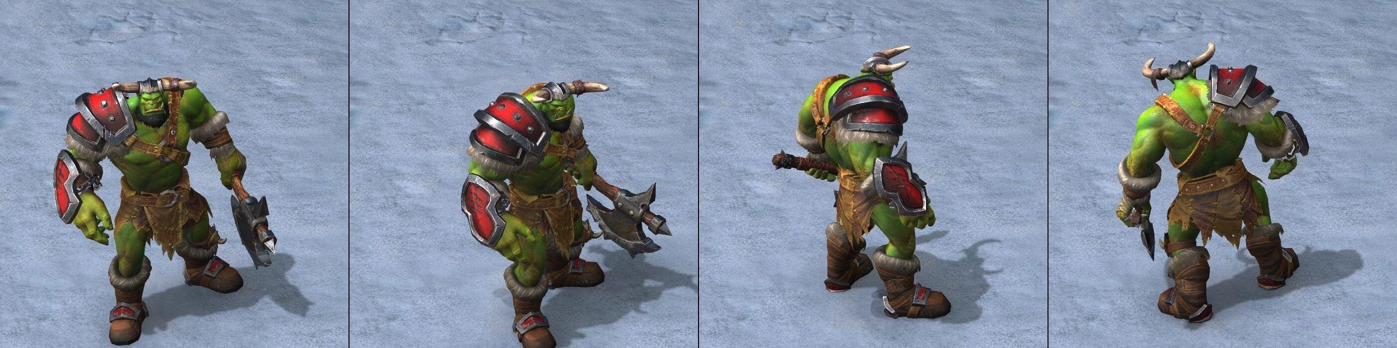 Бугай Warcraft lll