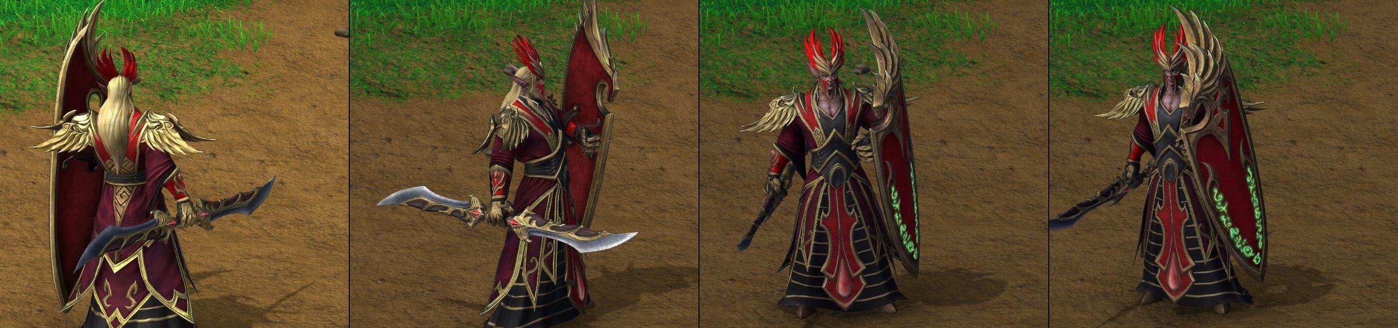 Ведьмак Warcraft lll
