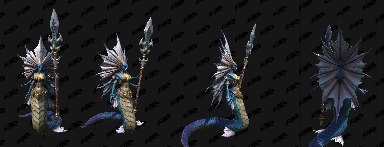Нага-призывательница Warcraft lll: Reforged