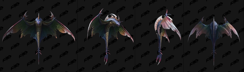 Крылатый змей Warcraft lll: Reforged