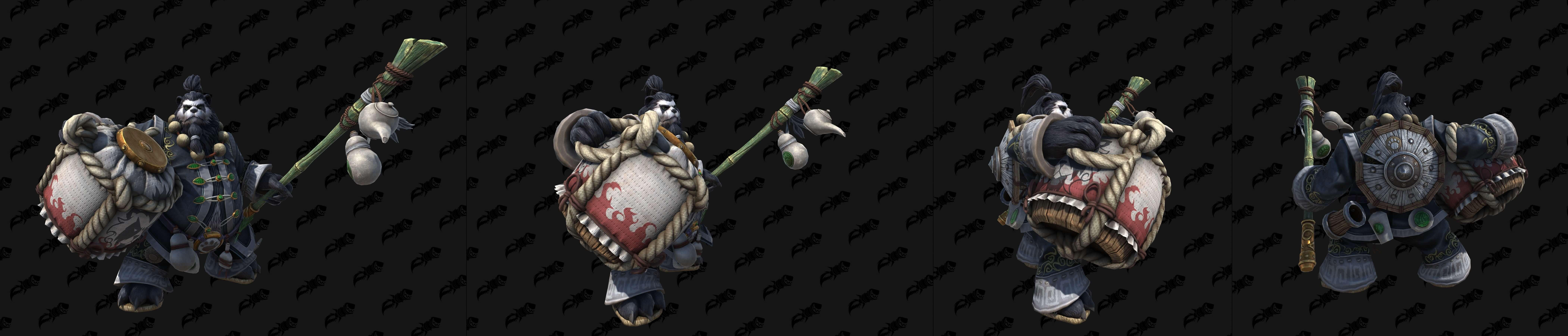 Чэнь Буйный Портер Warcraft lll: Reforged