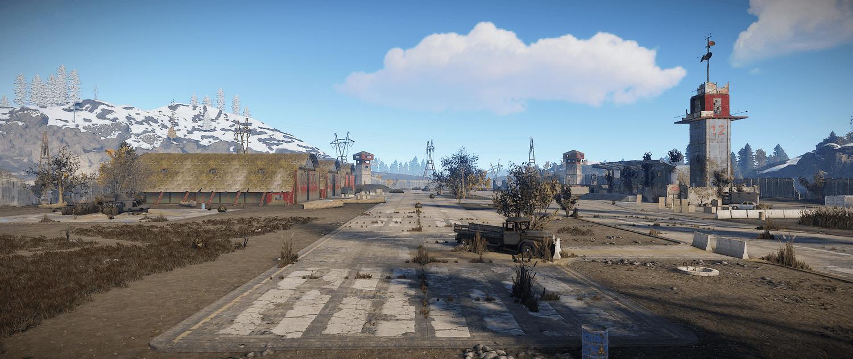 Аэродром Rust