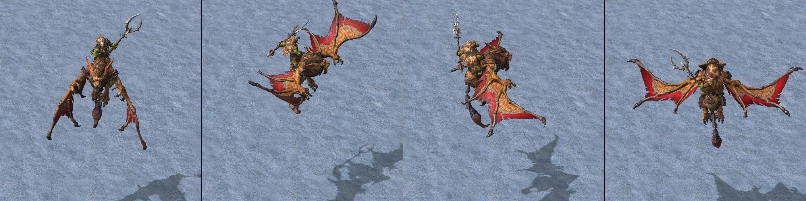 Виверна Warcraft lll