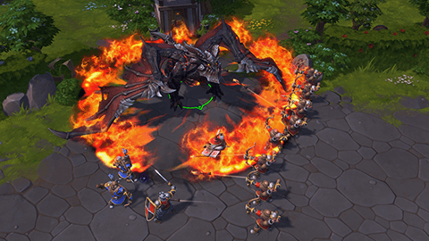 Смертокрыл Heroes of the Storm