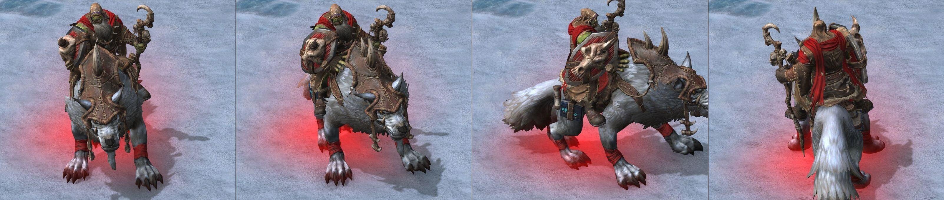 Говорящий с духами Warcraft lll