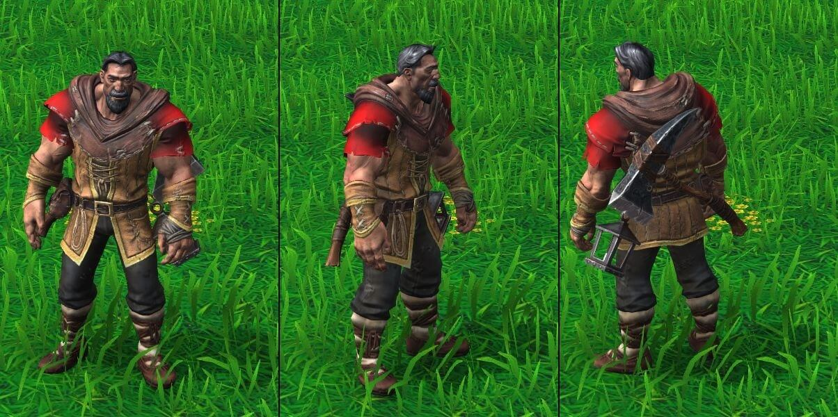 Работник Warcraft lll