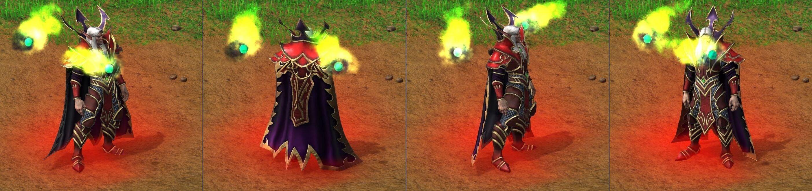 Чародей крови Warcraft lll