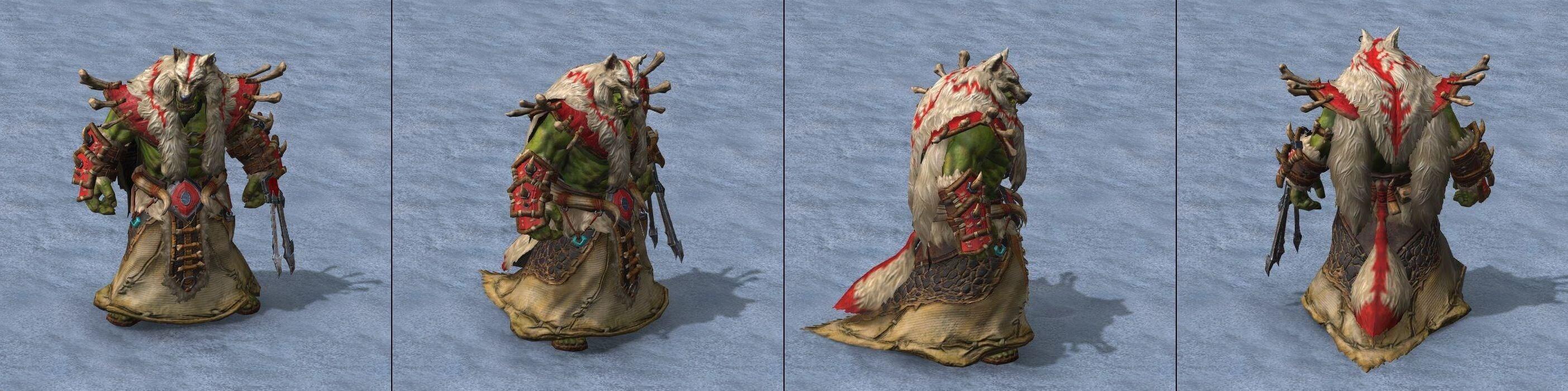 Шаман Warcraft lll