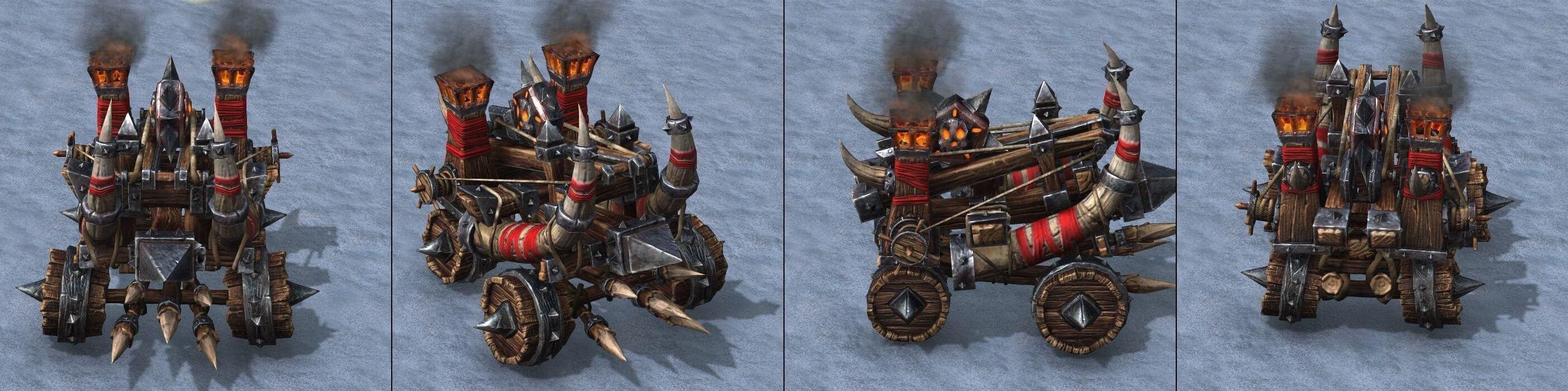 Катапульта Warcraft lll