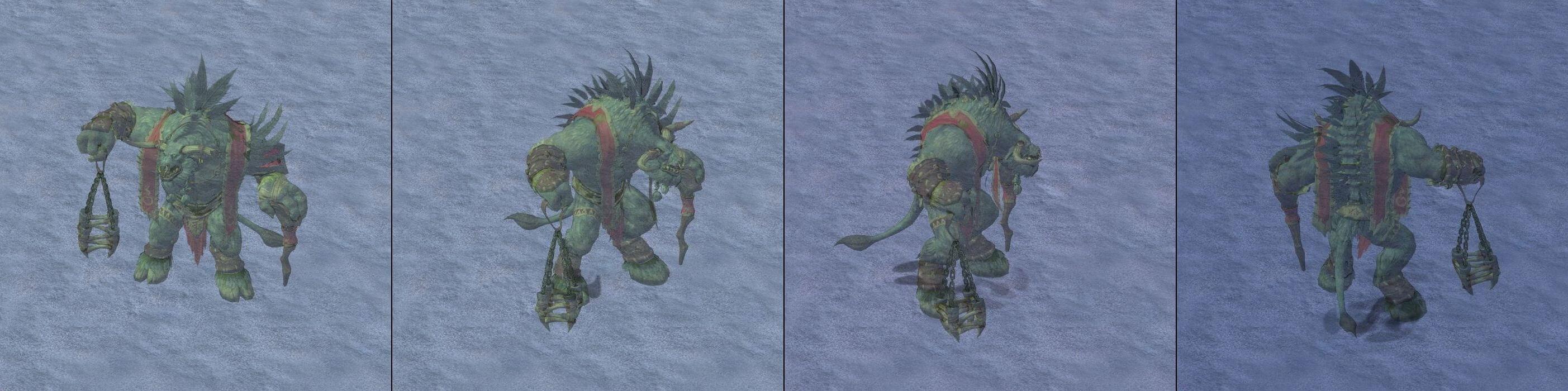 Служитель предков Warcraft lll