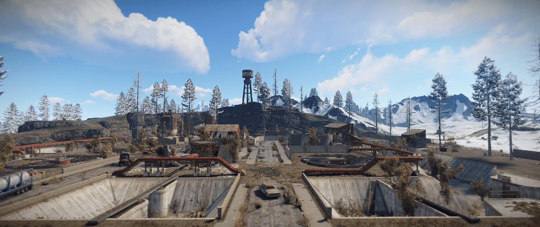 Водоочистные сооружения Rust