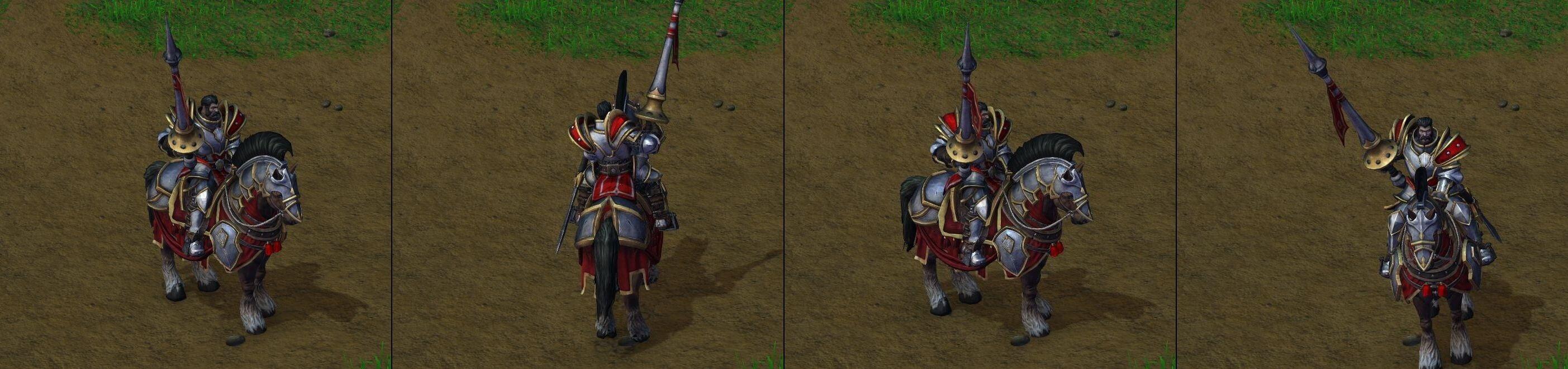 Рыцарь Warcraft lll