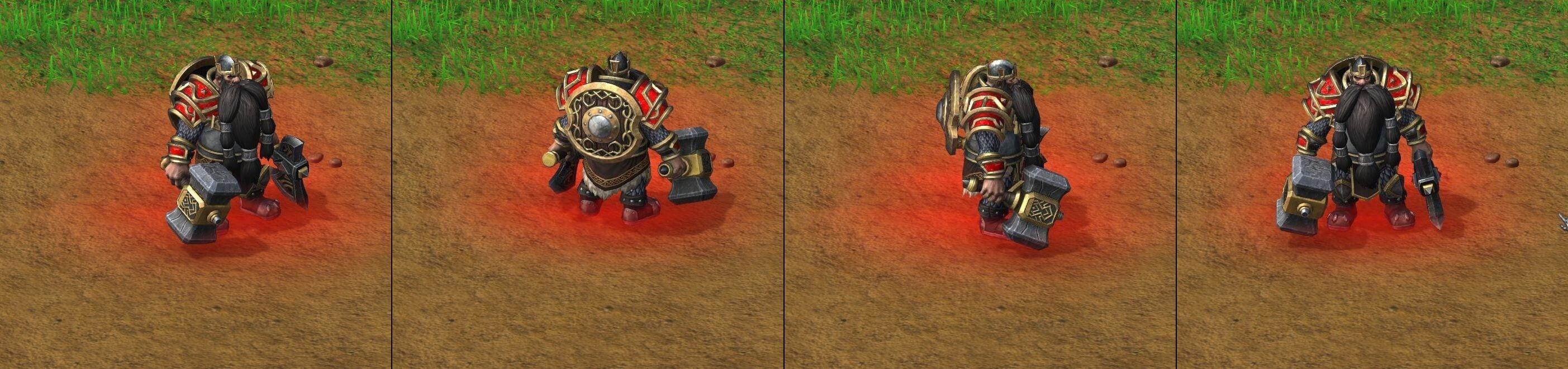 Горный король Warcraft lll