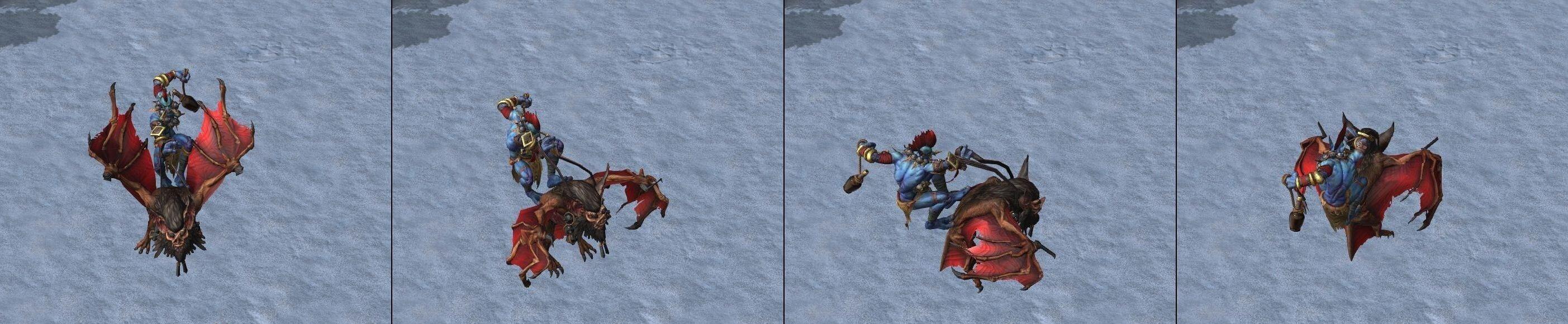 Нетопырь Warcraft lll